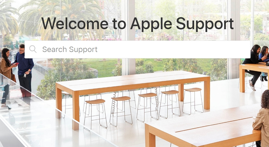 Contact Apple Support and Verify Ownership