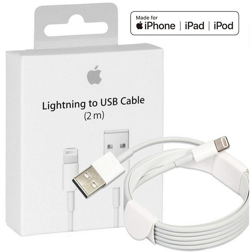 Check your lighting cable and your charger