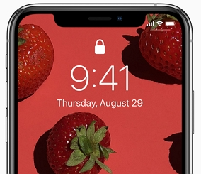 Lock and Wake Up your iPhone