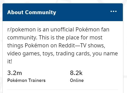 Pokémon Go communities on reddit