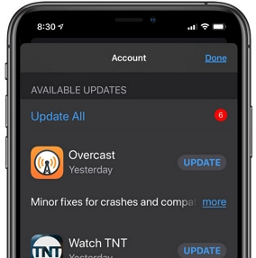 Update Apps to the Latest Version